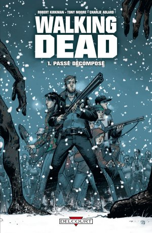 Walking Dead # 1 TPB softcover (souple)
