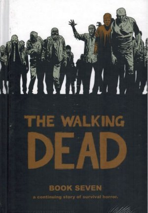 Walking Dead édition TPB hardcover (cartonnée)