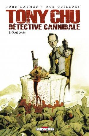 Tony Chu, détective cannibale T.1