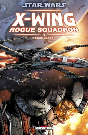 Star Wars - X-Wing Rogue Squadron édition TPB Hardcover (cartonnée)