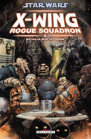 Star Wars - X-Wing Rogue Squadron 5