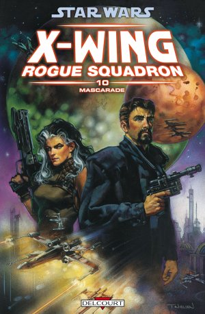 Star Wars - X-Wing Rogue Squadron 10