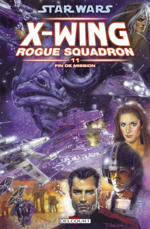 Star Wars - X-Wing Rogue Squadron 11