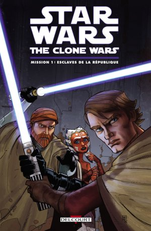 Star Wars - The Clone Wars : Mission édition TPB Hardcover (cartonnée)