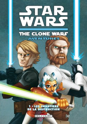 Star Wars - The Clone Wars Aventures édition simple