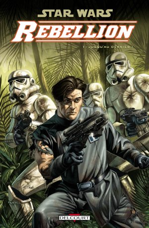 Star Wars - Rébellion édition TPB Hardcover (cartonnée)