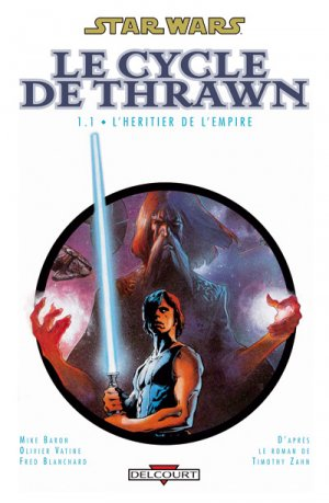 Star Wars - Le Cycle de Thrawn édition simple