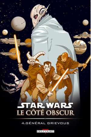 Star Wars - Le Côté obscur T.4