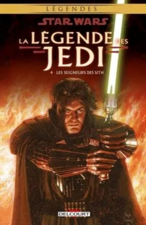 Star Wars - La Légende des Jedi #4
