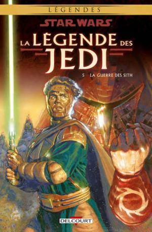 Star Wars - La Légende des Jedi #5