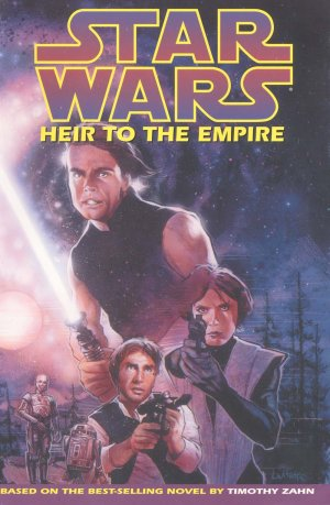 Star Wars - Heir to the Empire édition TPB softcover (souple)