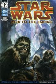 Star Wars - Heir to the Empire édition Issues