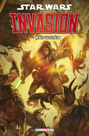 Star Wars - Invasion édition TPB Hardcover (cartonnée)