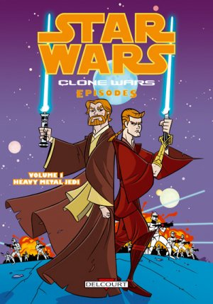 Star Wars - Clone Wars Episodes édition simple