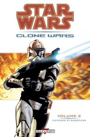 Star Wars - Clone Wars T.2