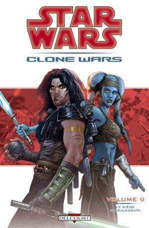 Star Wars - Clone Wars 9 - Le siège de Saleucami