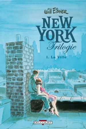 New York Trilogie édition simple