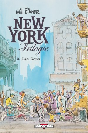 New York Trilogie 3