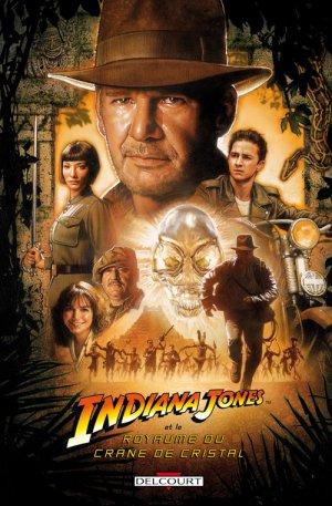 Indiana Jones et le royaume du crâne de cristal édition simple