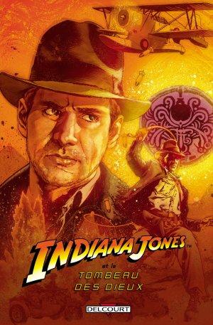 Indiana Jones et le tombeau des dieux édition simple
