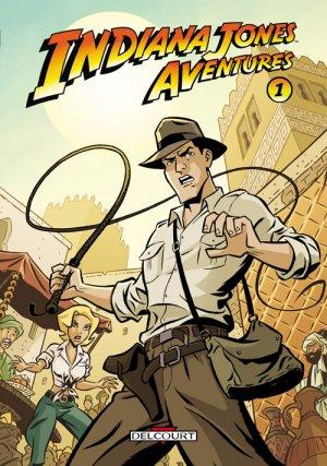 Indiana Jones Aventures édition Simple (2008 - 2010)