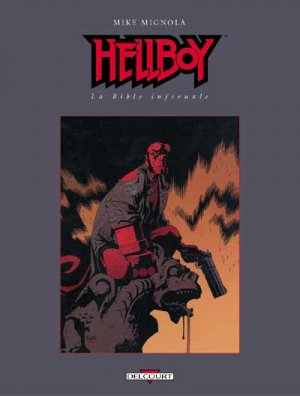 Hellboy - La Bible infernale édition TPB Hardcover (cartonnée)