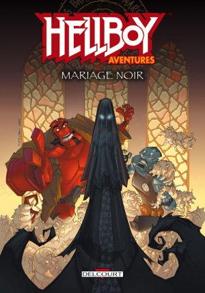 Hellboy Aventures édition simple