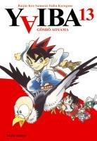 couverture, jaquette Yaiba 13  (soleil manga)