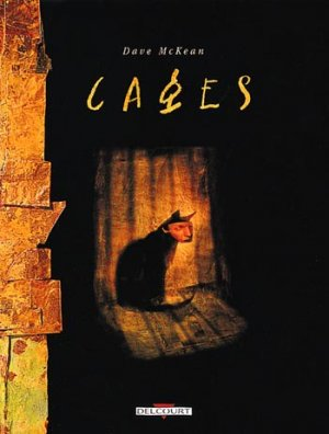 Cages édition TPB hardcover (cartonnée)