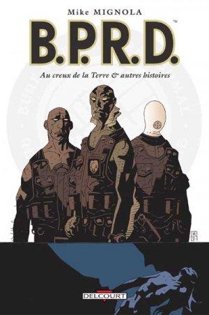 B.P.R.D édition TPB Hardcover (cartonnée)