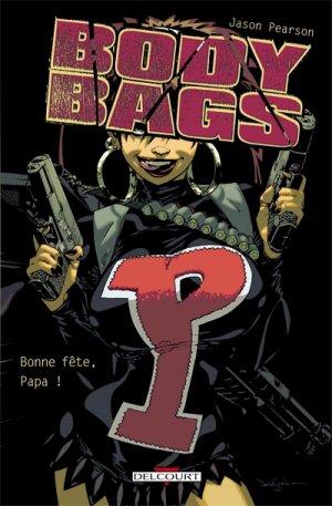 Body Bags édition TPB hardcover (cartonnée)
