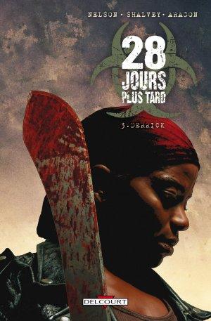 couverture, jaquette 28 Jours Plus Tard 3  - Derrick (delcourt bd)