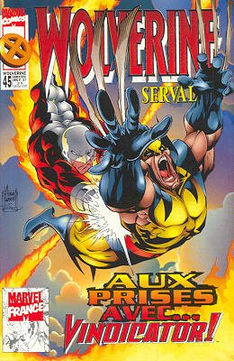 Wolverine édition Kiosque V1 (1998 - 2011)