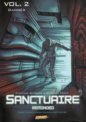 couverture, jaquette Sanctuaire Reminded 2  (les humanoïdes associés) Global manga