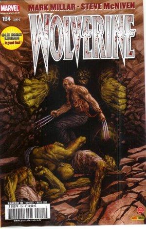 Wolverine - Old Man Logan Giant-Size # 194 Kiosque V1 (1998 - 2011)