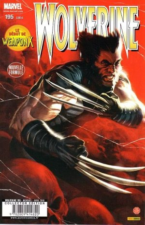 Wolverine - Weapon X # 195 Kiosque V1 (1998 - 2011)