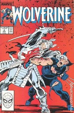 Wolverine # 2 Issues V2 (1988 - 2003)