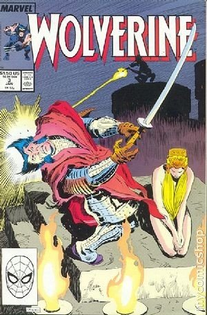 Wolverine # 3 Issues V2 (1988 - 2003)