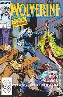 Wolverine # 4 Issues V2 (1988 - 2003)