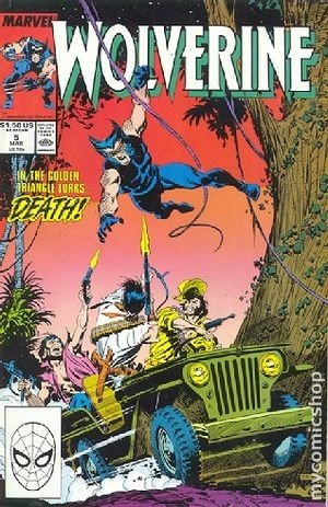 Wolverine # 5 Issues V2 (1988 - 2003)