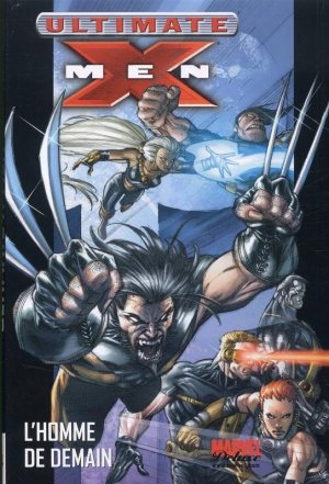 Ultimate X-Men édition TPB Hardcover (cartonnée) - Issues V1