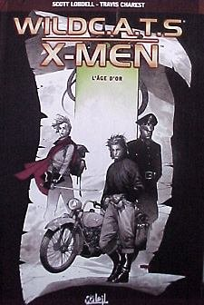 WildC.A.T.S / X-Men édition TPB (hardcover)