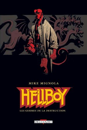 Hellboy édition TPB Hardcover (cartonnée)
