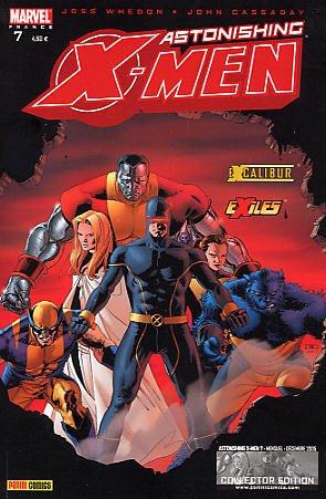 Astonishing X-Men # 7