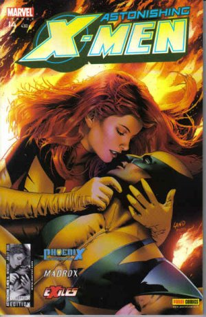 Astonishing X-Men # 14