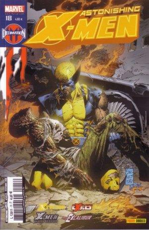 Astonishing X-Men # 18