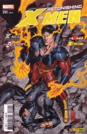 Astonishing X-Men # 20
