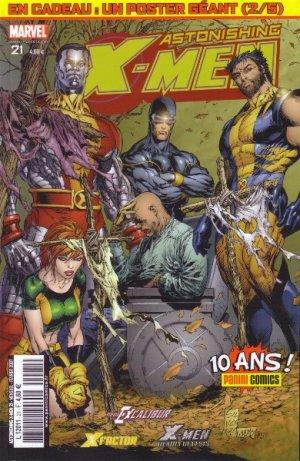 Astonishing X-Men # 21
