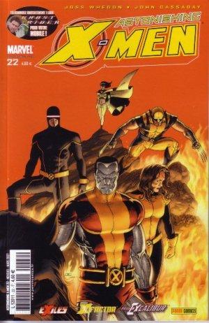 Astonishing X-Men # 22