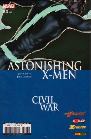 Astonishing X-Men # 23